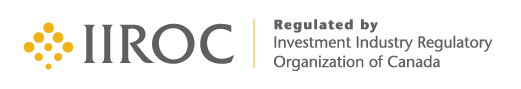 Regulated by Investment Industry Regulartory Organization of Canada